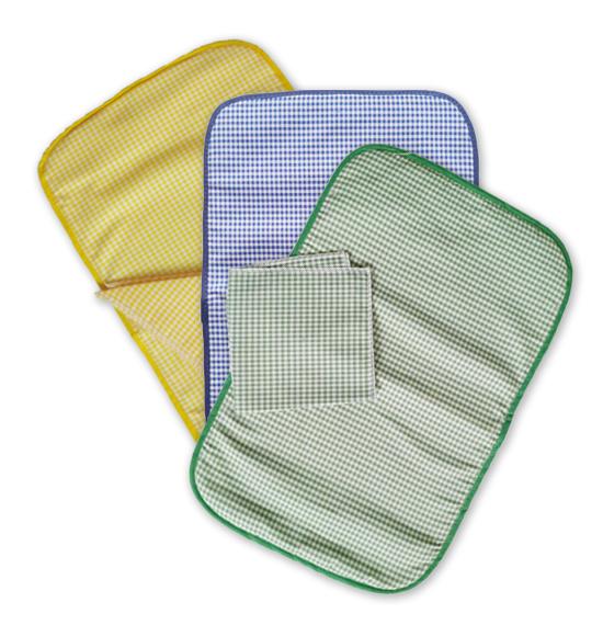 Individuales y servilletas de tela