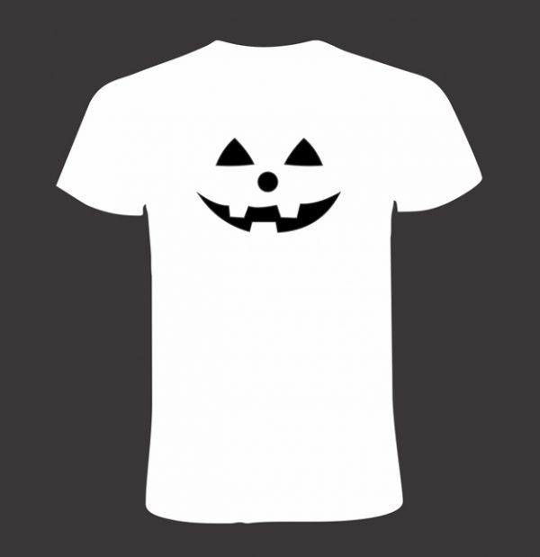 Halloween smile 2 polos personalizados
