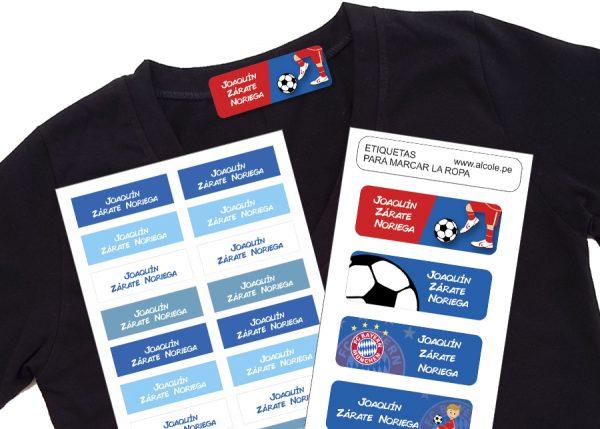 bayer Etiquetas para marcar la ropa