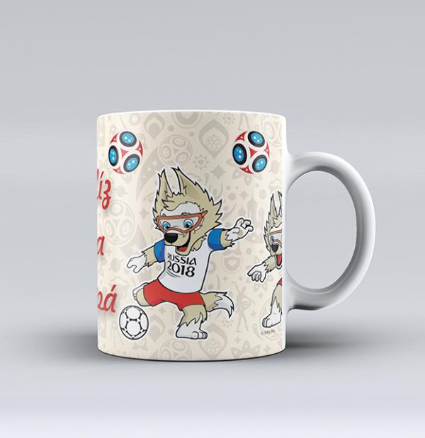taza mundial futbol