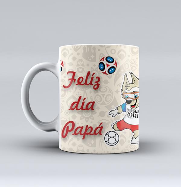 taza mundial futbol peru