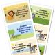 safari Etiquetas para cuaderno