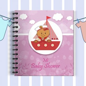 album de fotos baby shower