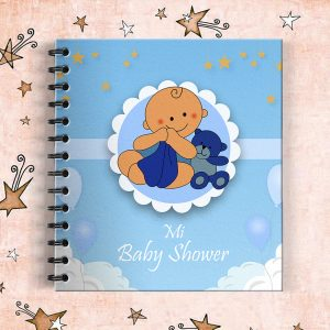 album de fotos baby shower