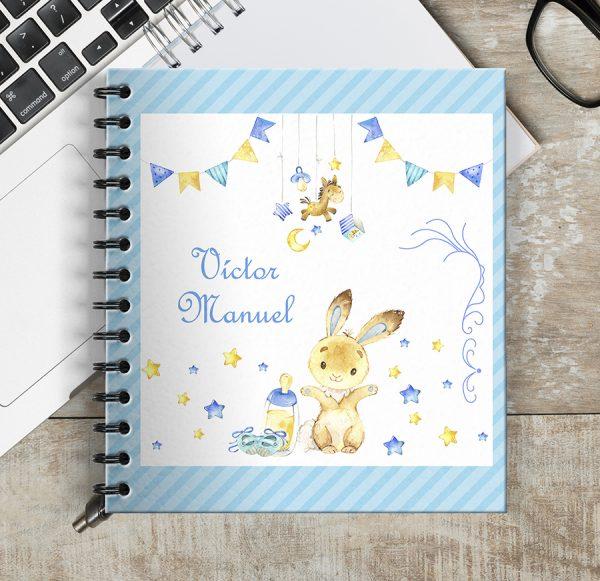 album de fotos conejo
