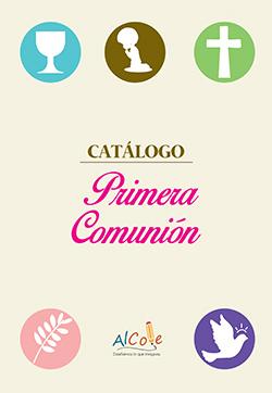 catálogo primera comunión